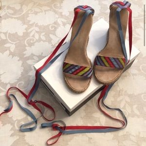 Marc Jacobs wedges, size 8 (38).